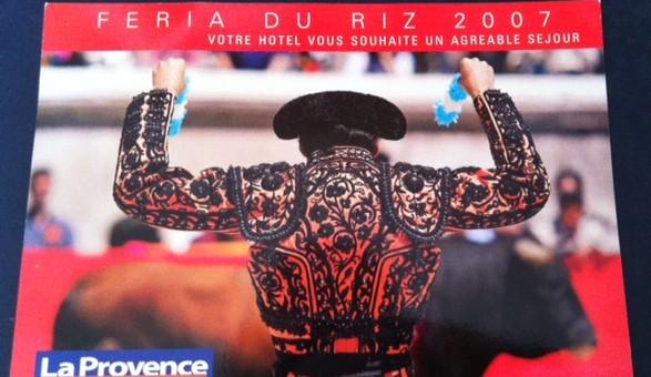 Feria post card