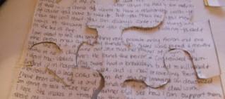 jigsaw letter
